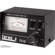 MIERNIK SWR POWER FARUN FS-145